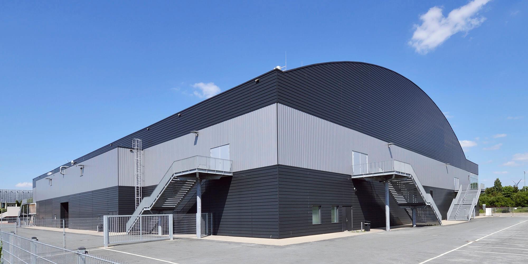 Eislaufhalle Bremerhaven