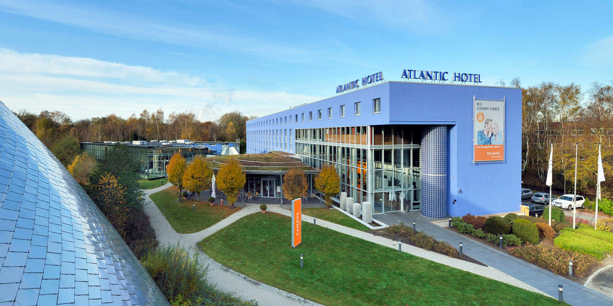 Atlantic Hotel am Universum, Bremen