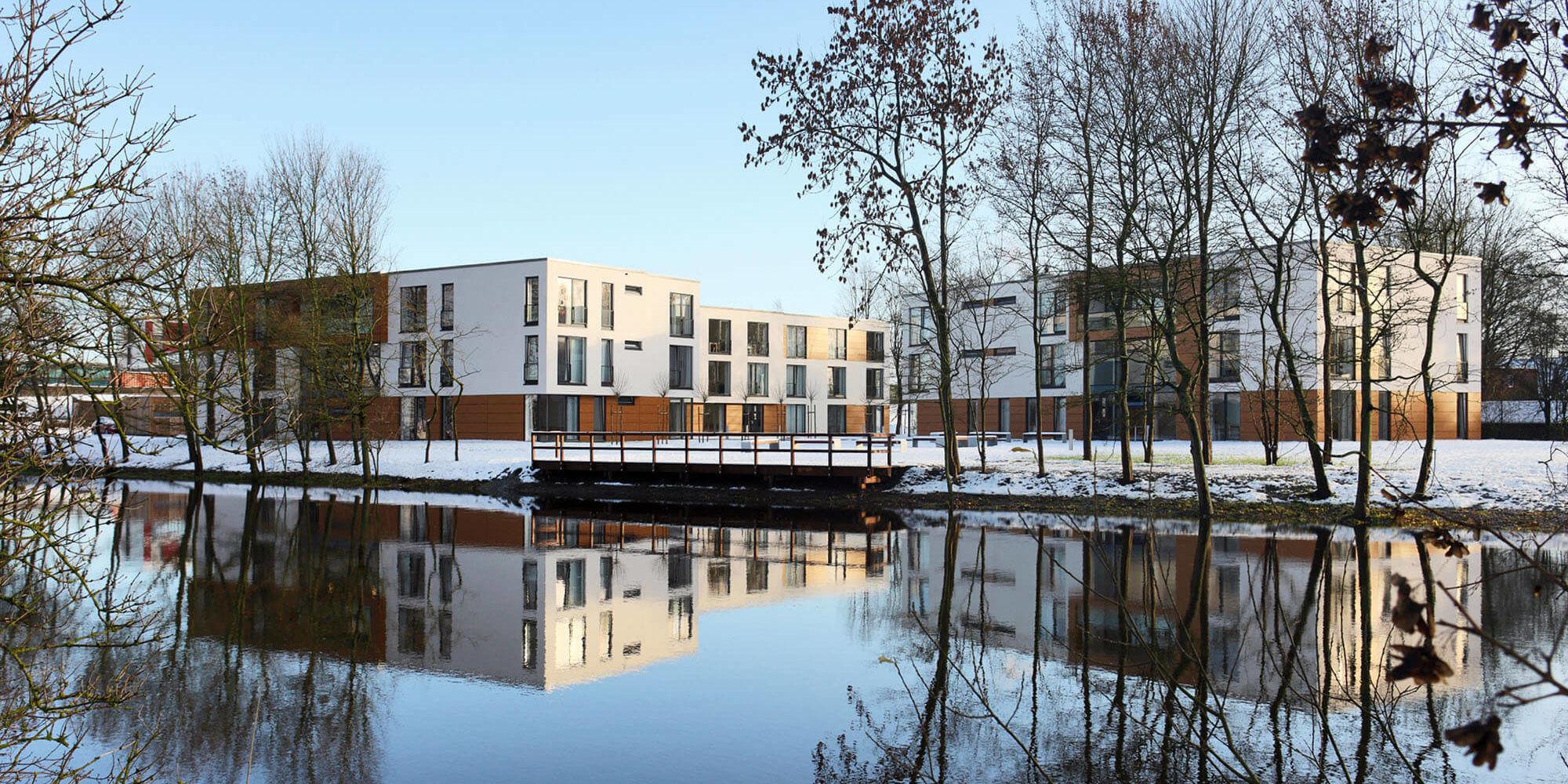 Studentenwohnheim Sea Academy, Elsfleth