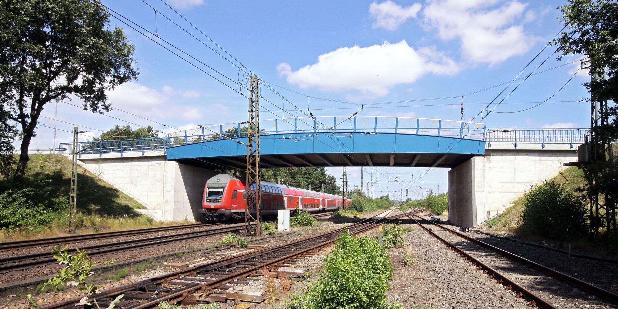 Brücke Weyhe-Lahausen