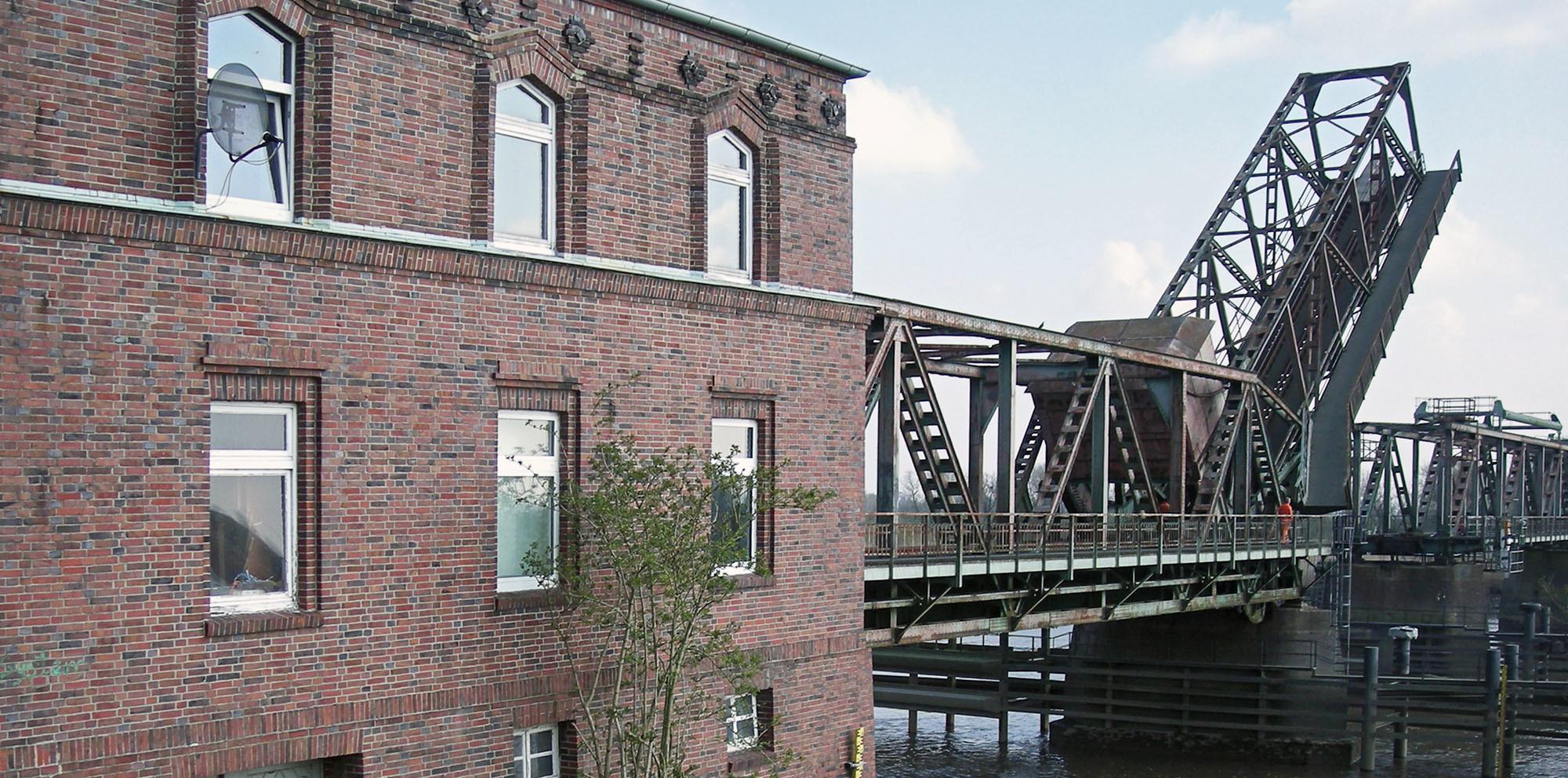 Friesenbrücke, Weener