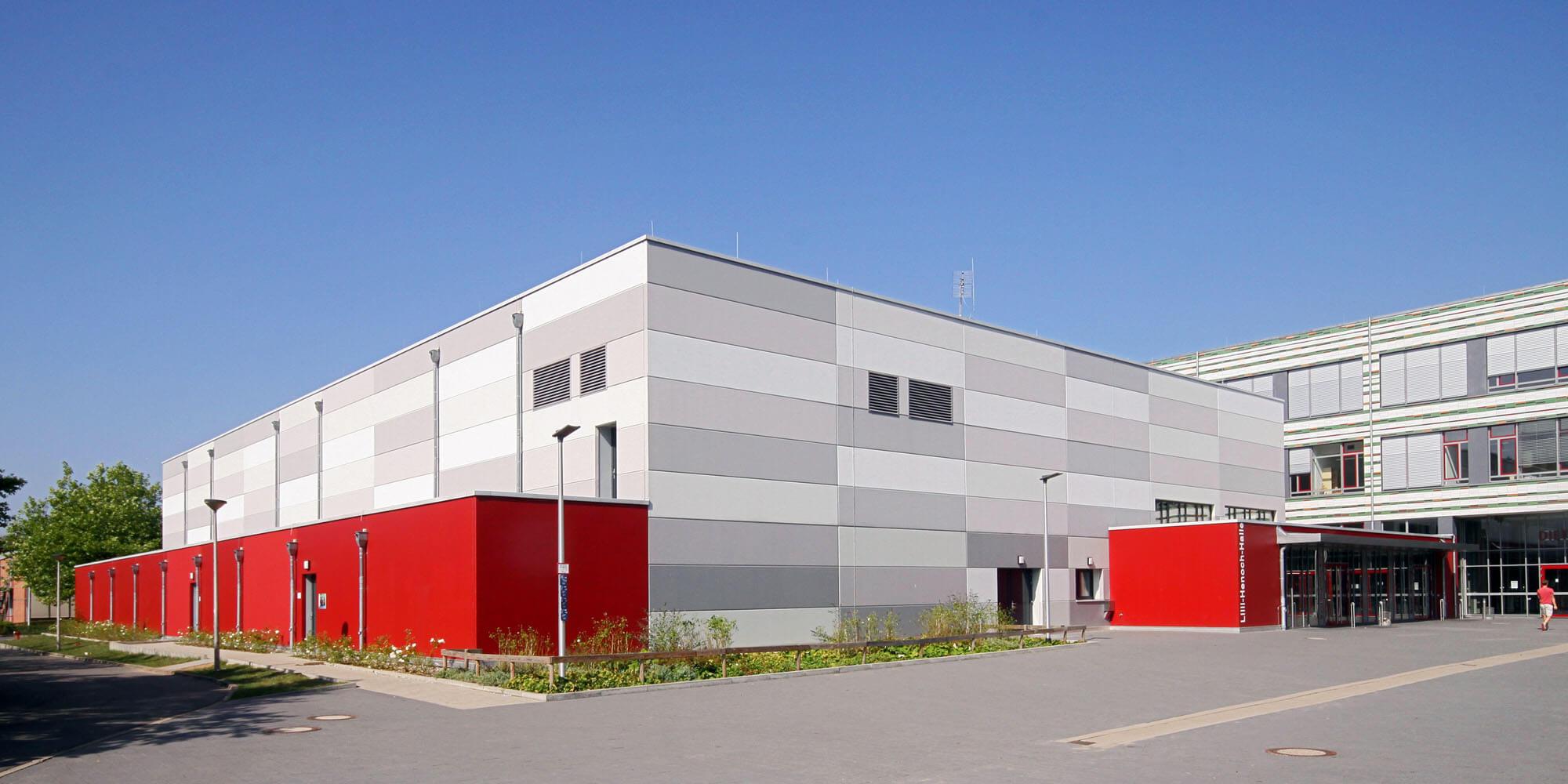 Turnhalle Lilli-Henoch-Schule, Quickborn