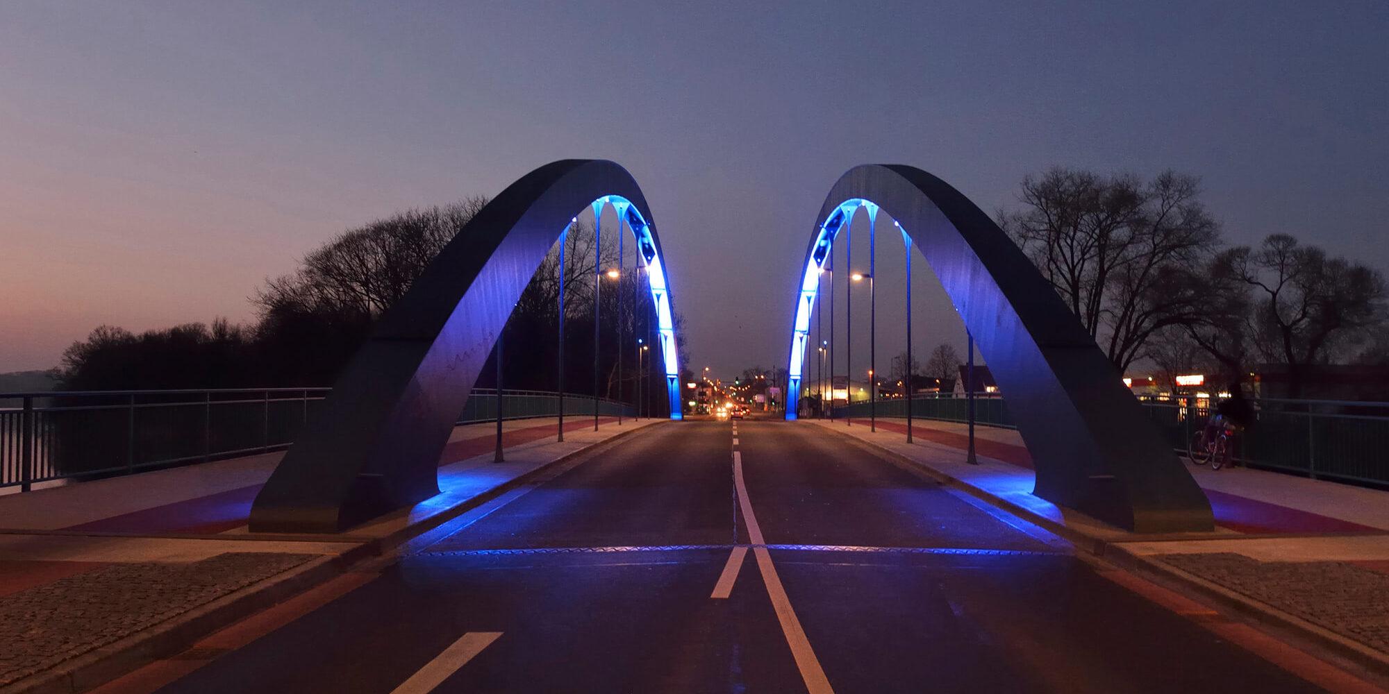 Lesumbrücke, Burglesum