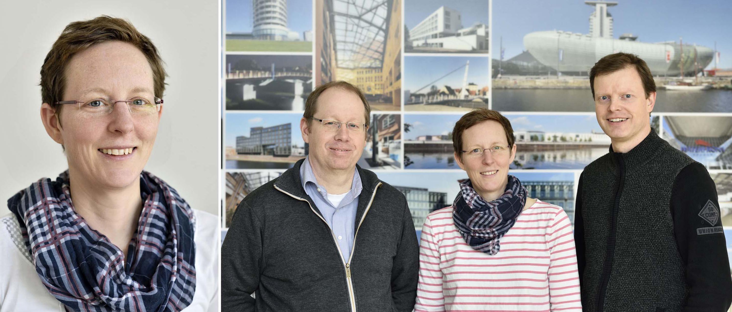 Dipl.-Ing. Susanne Häger: Dritte im Bunde bei pb+ mit Zertifikat für Bauwerksprüfung