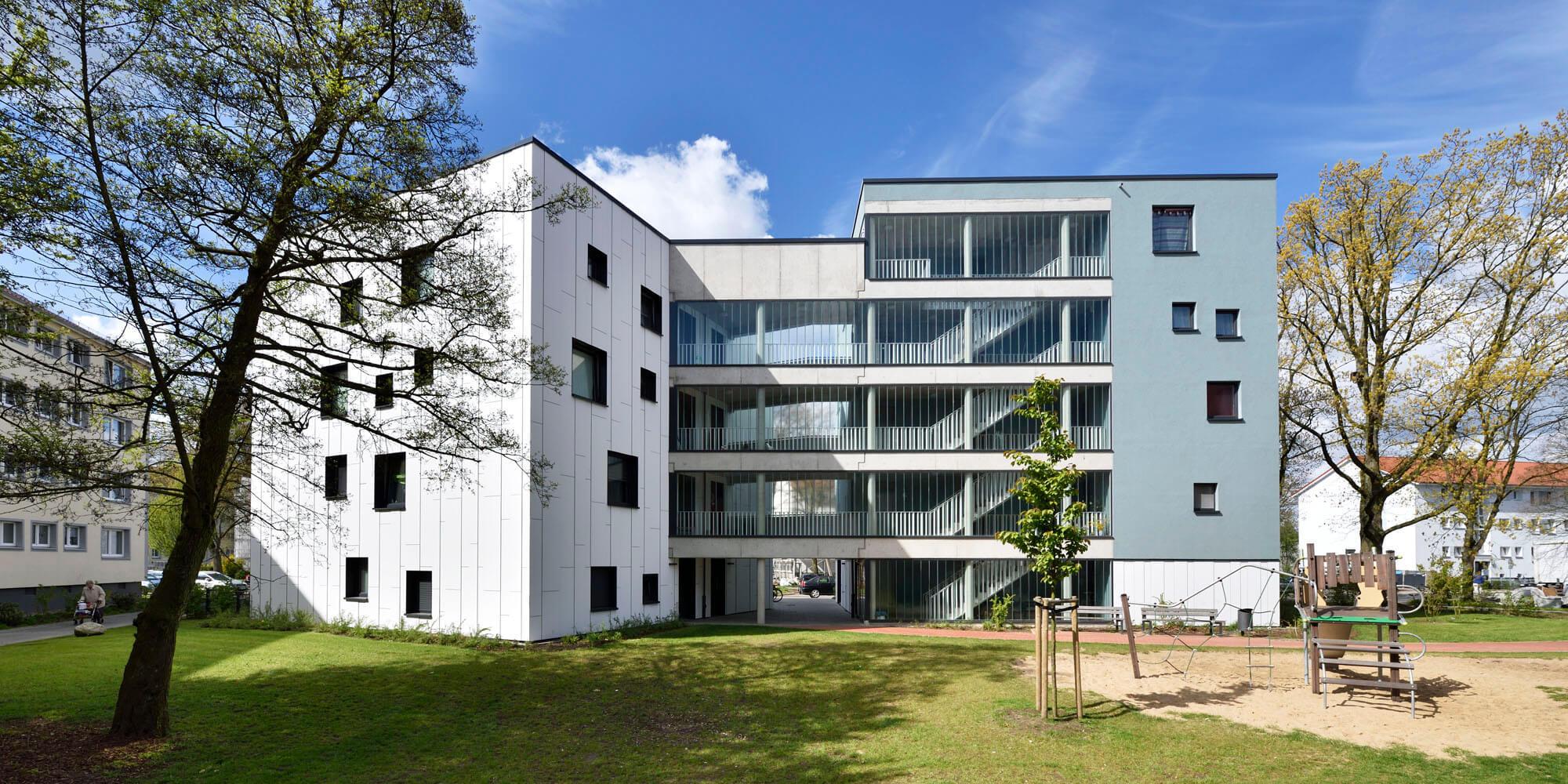 Tarzan und Jane: Deutscher Städtebaupreis für Quartiersentwicklung der GEWOBA